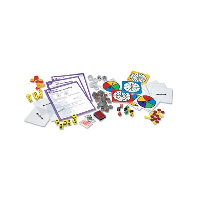Learning Resources Deluxe Probability Kit