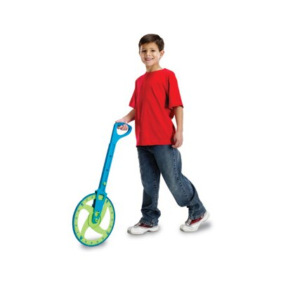 Learning Resources Trundle Wheel with Counter
