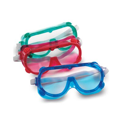Learning Resources Color Safety Goggles 6 Piece Set