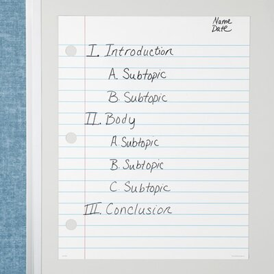 Learning Resources Magnetic Notebook Paper