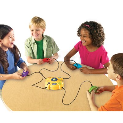 Learning Resources Who Knows Math? Electronic Game
