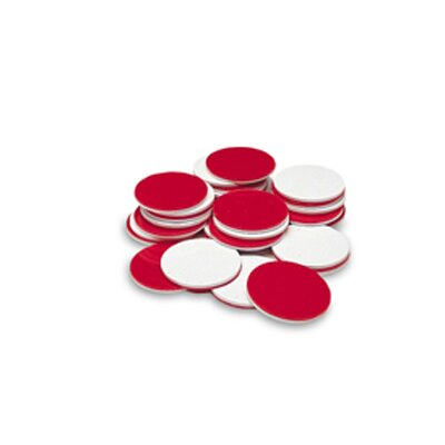 Learning Resources Red & White Counters 200/pk