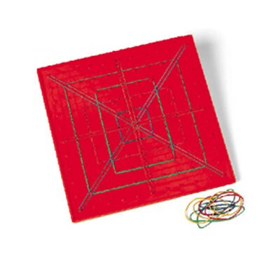 Learning Resources Geoboard 11 X 11