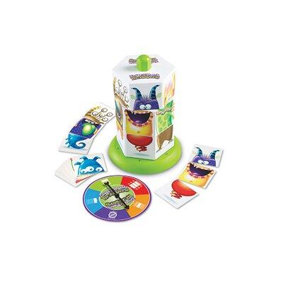 Learning Resources Twist & Match Monsters Game