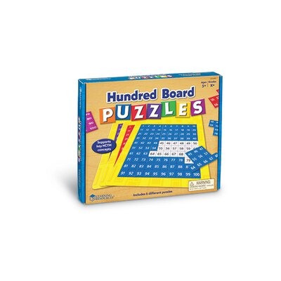 Hundred Board Puzzles
