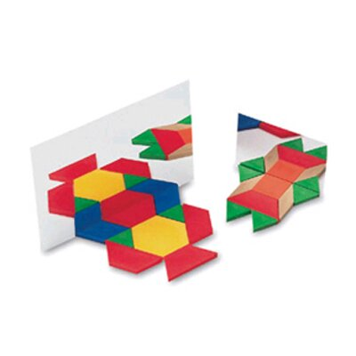 Learning Resources Mirror 4x6 4 Piece Set