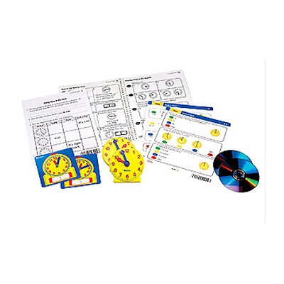 Learning Resources Radius Time Cd Card Set