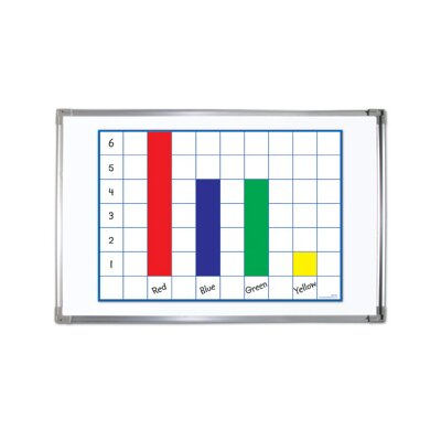 Learning Resources Magnetic Graphing Paper (Set of 2)