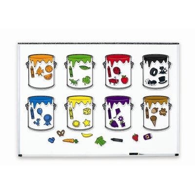 Learning Resources Splash of Color Magnetic Sorting Set