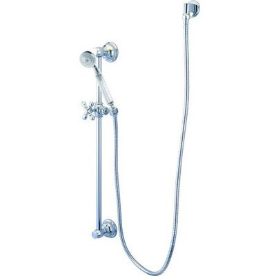Elements of Design Professional Volume Control Hand Shower Combination