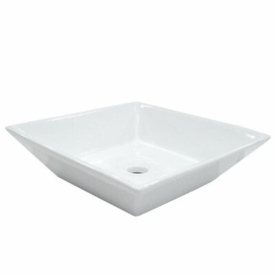 Elements of Design Artisan Vessel Bathroom Sink