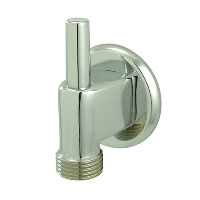 Elements of Design Brass Supply Elbow with Pin
