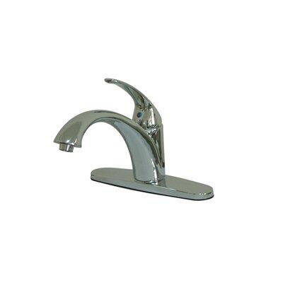Vintage Single Handle Centerset Kitchen Faucet with Lever Handle