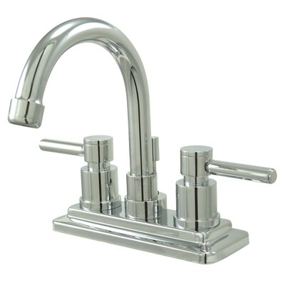 Concord Double Handle Deck Mount Bathroom Faucet - KS866DL