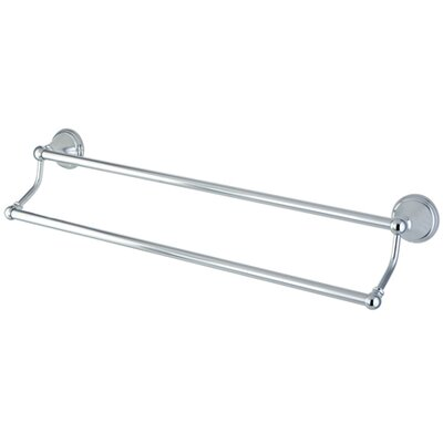 Elements of Design South Beach Dual Towel Bar
