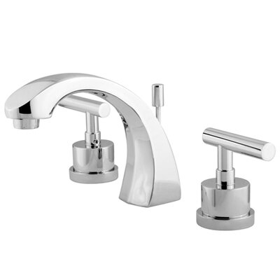 Elements of Design Sydney Double Handle Widespread Bathroom Faucet
