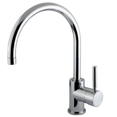 South Beach Single Handle Vessel Sink Faucet without Pop-Up and Plate - ES8231DL / ES8238DL ...