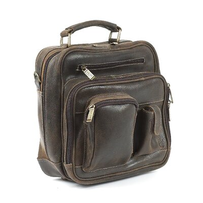 Jumbo Man Shoulder Bag
