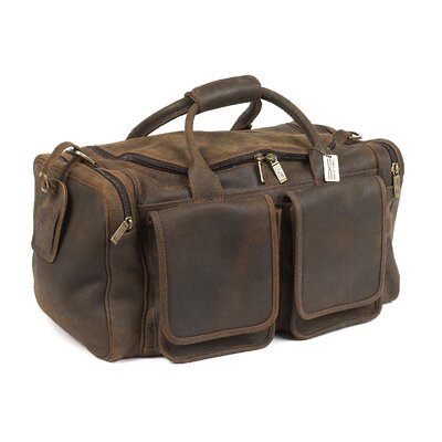 Distressed Hampton Duffel