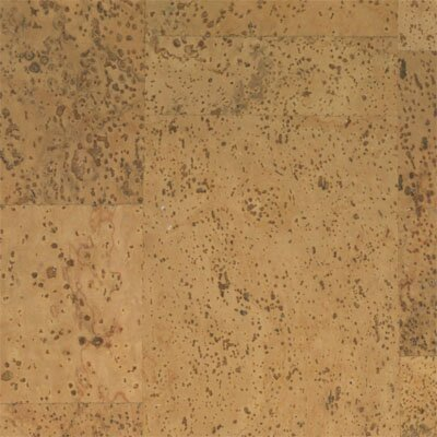 "APC Cork Floor Tiles 12"" Solid Cork Flooring in Pyramid"