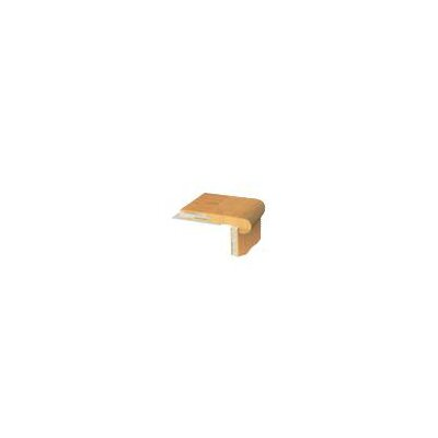 "APC Cork 1.06"" x 3.5"" Birch Stair Nose Trim in Topaz"