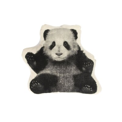 <strong>Fauna</strong> Mini Organic Cotton Panda Cushion