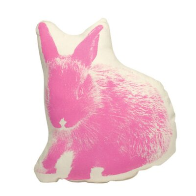 Fauna Pico Organic Cotton Bunny Pillow