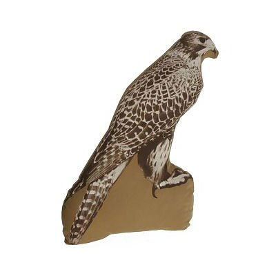 Fauna Large Organic Cotton Falcon Cushion