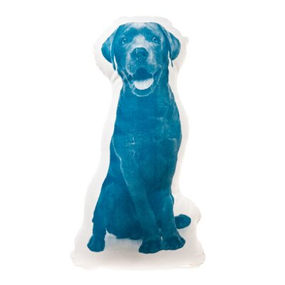 Mini Organic Cotton Labrador Retriever Pillow