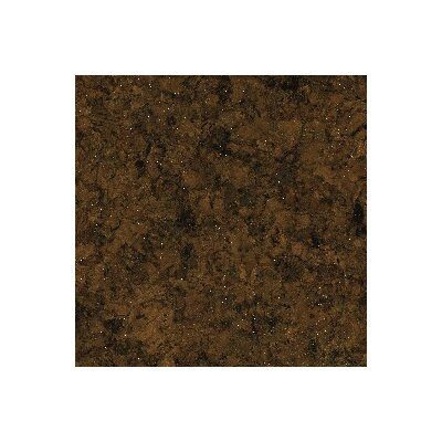 "QU-Cork 11-7/8"" Cork Tile Flooring in Burnt Coffee Grounds"