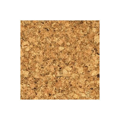 "QU-Cork 11-7/8"" Cork Tile Flooring in Small Pebbles"
