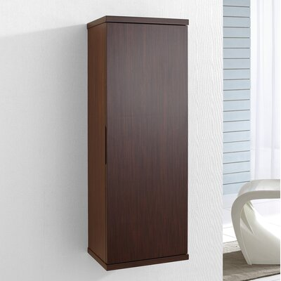 "Virtu Burrell 39.4"" x 13.8"" Wall Mounted Cabinet"