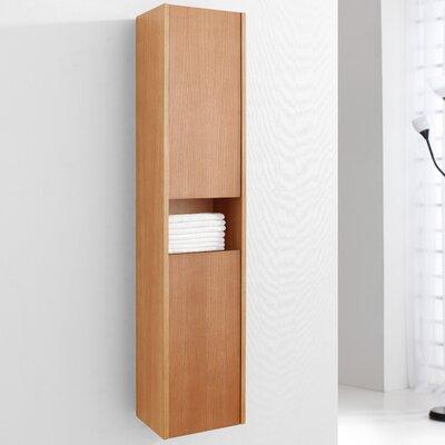 "Virtu Delmore 55.1"" x 11.8"" Wall Mounted Cabinet"