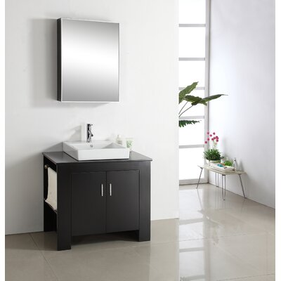 Tavian 36.2 Single Bathroom Vanity Set