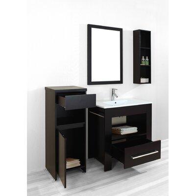 """Virtu Masselin 31.5"""" Single Bathroom Vanity Set"""