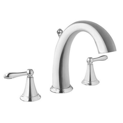 Virtu Alexis Double Handle Widespread Faucet