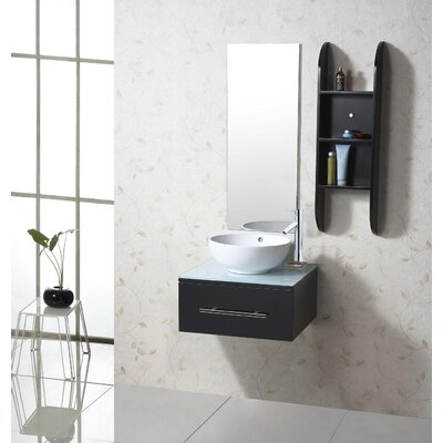 "Virtu Primo 23.5"" Bathroom Vanity Set"
