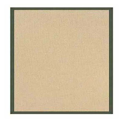 Linon Rugs Athena Natural/Green Rug