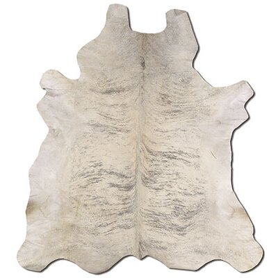Linon Rugs Natural Cowhide Full Skin Light Brindle Rug