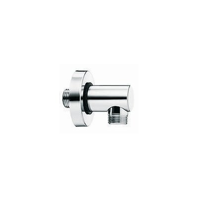 "Fima by Nameeks 2.16"" Brass Wall Union for Hand Shower"