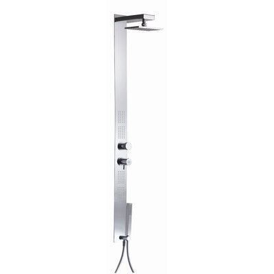 Fima by Nameeks Built-In Thermostatic Shower panel