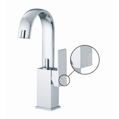 Fima by Nameeks Brick Chic Single Hole Bathroom Sink Faucet with Single Handle