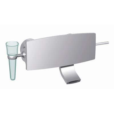 Fima by Nameeks De Soto Wall Mounted Bathroom Sink Faucet with Single Handle