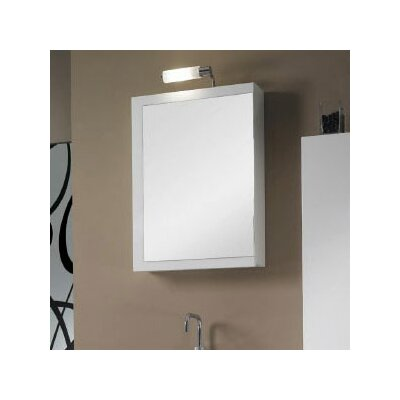 "Iotti by Nameeks Luna 20.6"" x 27.7"" Surface Mounted Medicine Cabinet"