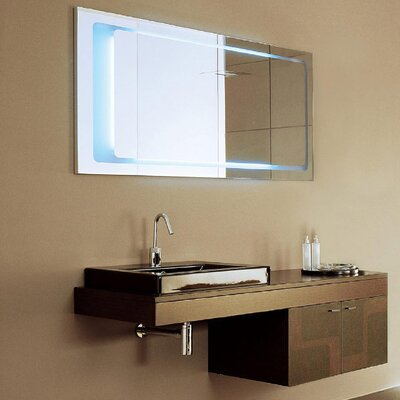 "Iotti by Nameeks Concept One 55.1"" Bathroom Vanity Set"