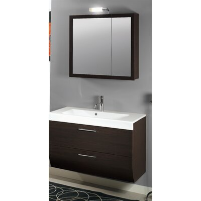 "Iotti by Nameeks New Day 30.4"" Wall Mounted Bathroom Vanity Set"