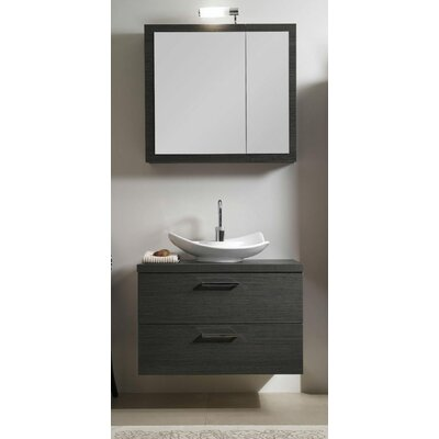 "Iotti by Nameeks Aurora 30.6"" A15 Bathroom Vanity Set"