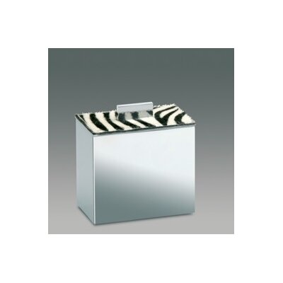 Windisch by Nameeks Zebra Bathroom Jar
