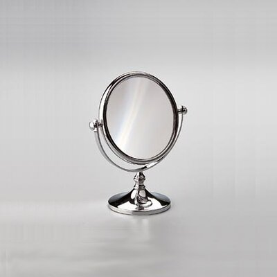 Windisch by Nameeks Free Standing 5X Magnifying Mirror
