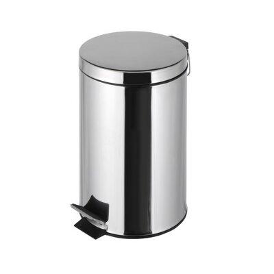 Geesa by Nameeks Standard Hotel 3.17Gal Pedal Waste Basket